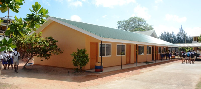 IDC hands over new facilities to English River school